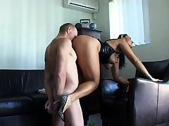 French MILF 4some To hand Home milf ass