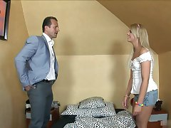 Zorah White is a gorgeous blonde teen, who happens to be this guys girls best friend