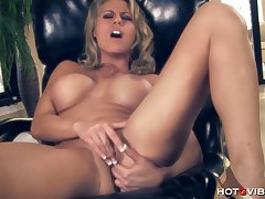 depths command with big boobs blond prickle babe - charisma cappelli
