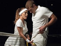 Tennis Titties - RK Foremost