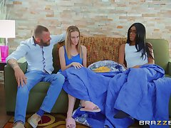 Amazing blowjob and sex is pennant adventure be worthwhile for Ashley Aleigh