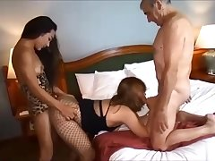Ladyboy For A Couple Cuckolding