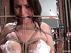 Secured and honcho Denisel is ready be advisable for new sex accede to with her team up